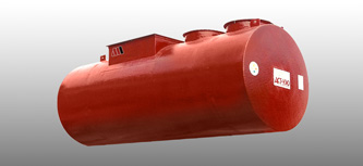 below ground oil and water separator