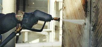 cleaning oil water separators