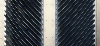 flat plate coalescer