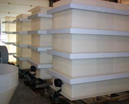 fiberglass oil water separator