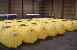 polypropylene oil water separator