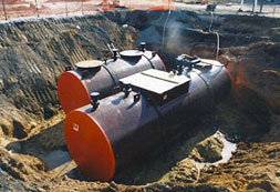 below ground water oil separators