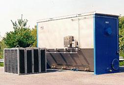 produced water water oil separators