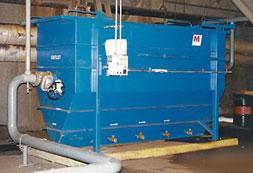 basement oil water separator