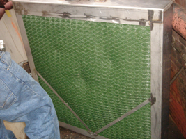 Polishing Coalescer
