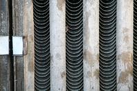 Steel CPI oil/water separator