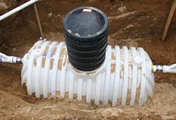 plastic oil and water separators