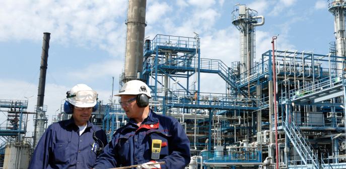 Industrial oil water separators