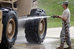Oil Water Separators for the Military