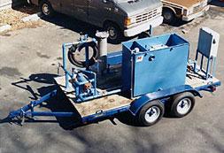towable oil water separators