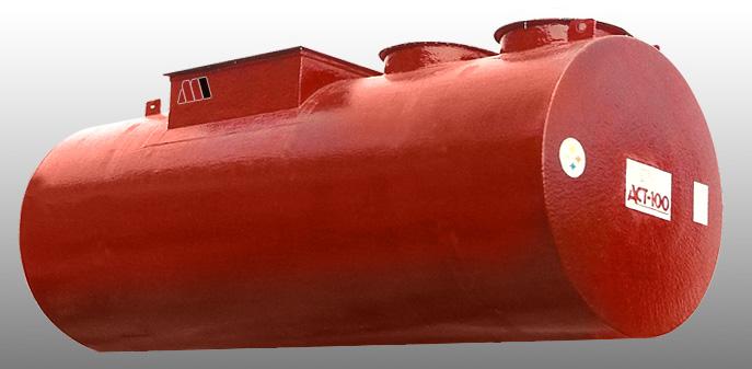 below ground oil water separators