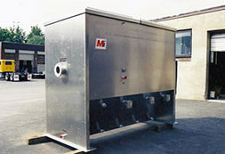 150 gpm oily water separator