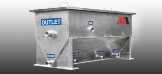 rental oil and water separator