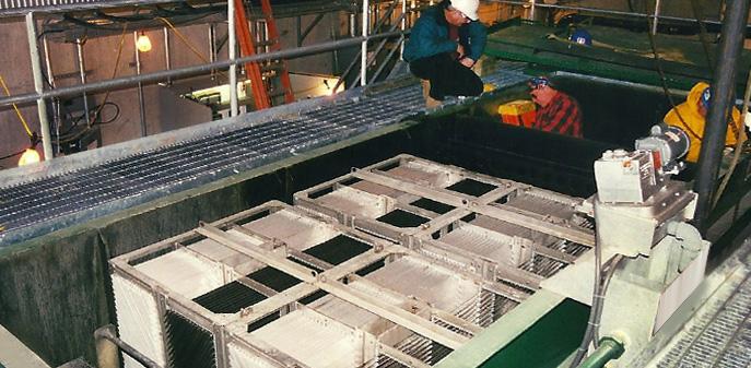 retrofitting oil water separators