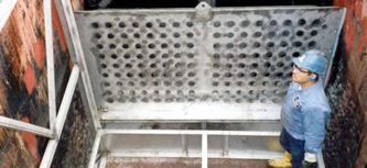 API oil water separator retrofit