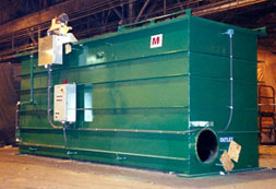 400 gpm oily water separator