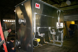 strong oil water separator