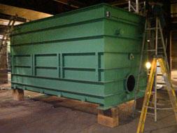 industrial strength oil water separator