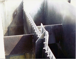 weir plate for oil water separator