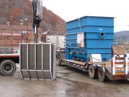 500 gpm oil and water separator