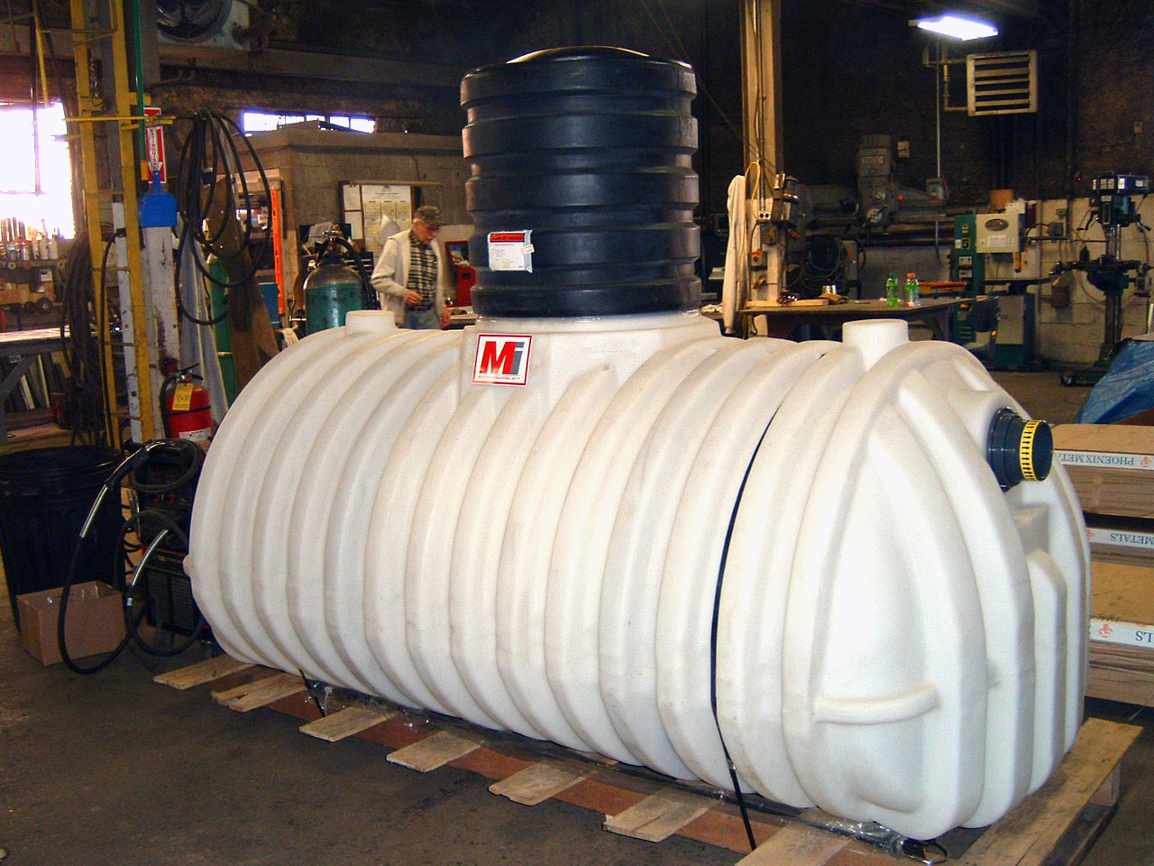 low flow oil water separators